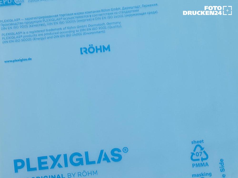 Unterschied Plexiglas und Acrylglas